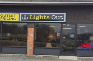 Lights Out Ruckersville Lighting Store