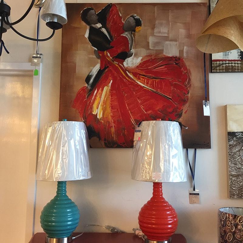 Charlottesville lamp store