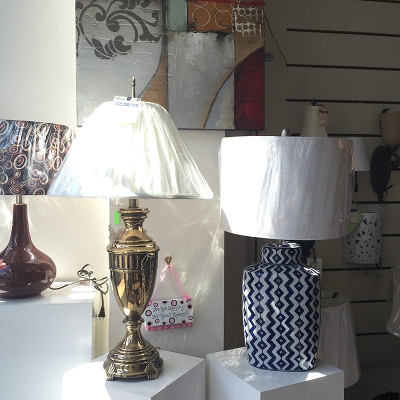 Charlottesville Lamps