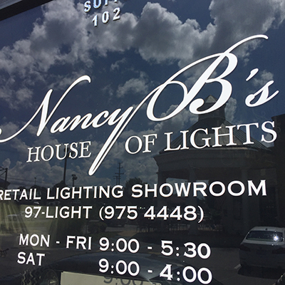 lighting store in charlottesville
