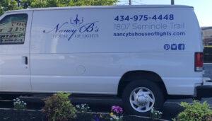 Nancy B's New Van