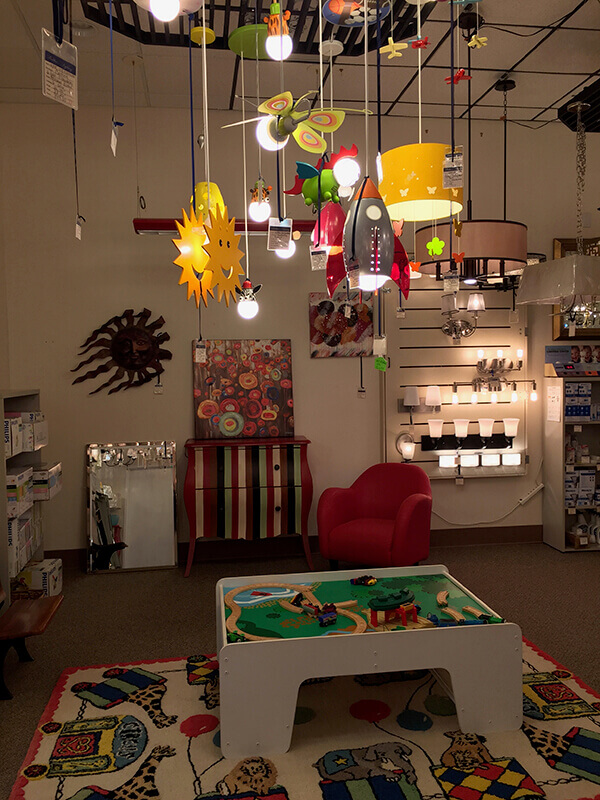 Charlottesville Children's Furniture and Lighting
