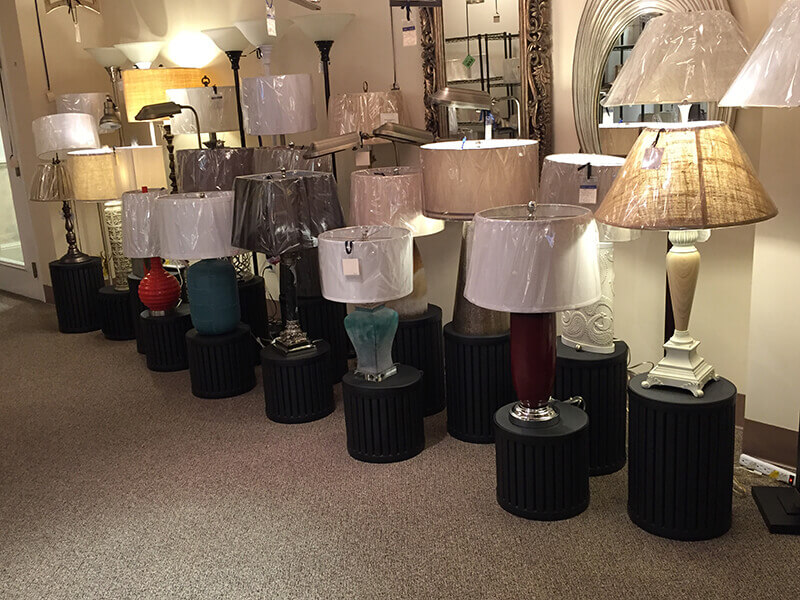 Charlottesville Lamp Store and Showroom