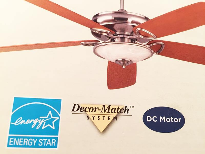Ceiling Fans in Charlottesville