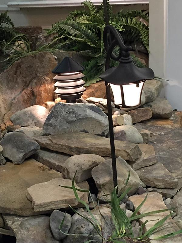 Landscape Lighting in Charlottesville