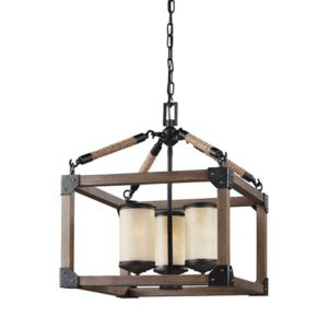 Rustic Lighting Chandelier