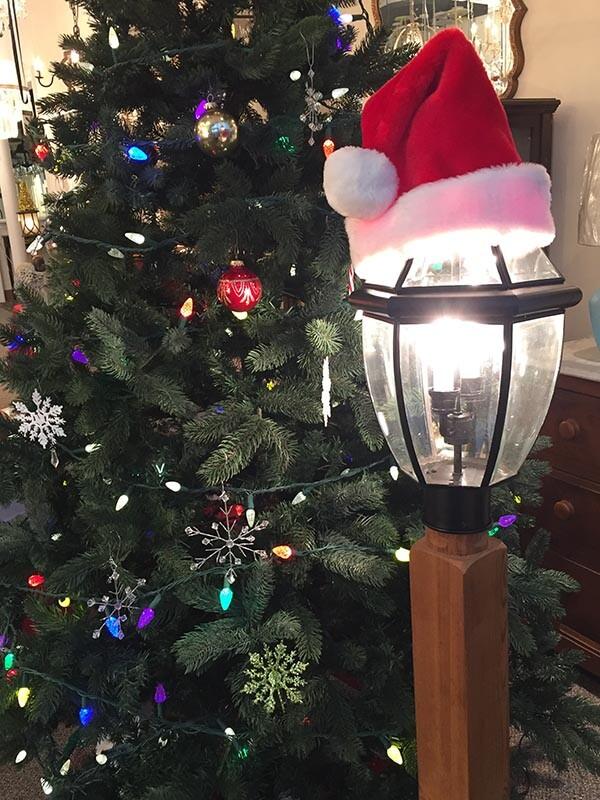 Exterior Lighting in Charlottesville